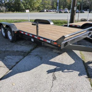 Open Car hauler- Equipment Trailer
